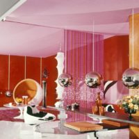 Exhibition room - Room for Mary Quant 1967