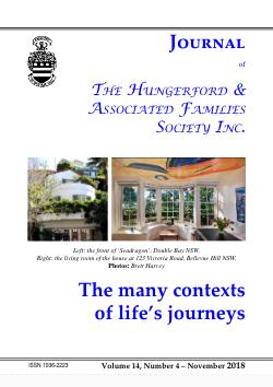 HAFS Journal 14-4 - WEB colour-thumbnail