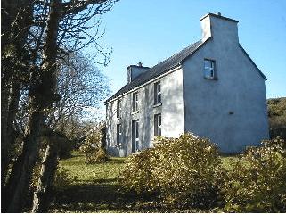 Ballyrisode House (rear view)