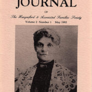 Journal No 1 Vol 2 Cover