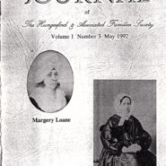 Journal No 3 Vol 1 Cover