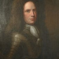 Col Thomas Becher c1689 (Picture used courtesy of Jenny Styles)