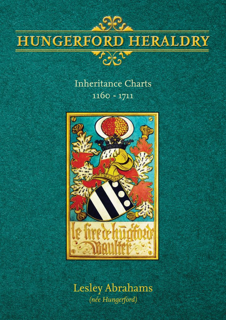 Front cover for Hungerford Heraldry
